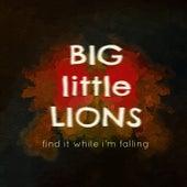 Find It While I'm Falling de Big Little Lions