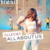All About Us (Remixes) von Allegra