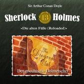 Die alten Fälle (Reloaded), Fall 13: Der griechische Dolmetscher von Sherlock Holmes