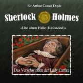 Die alten Fälle (Reloaded), Fall 45: Das Verschwinden der Lady Carfax von Sherlock Holmes