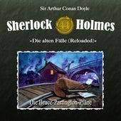 Die alten Fälle (Reloaded), Fall 44: Die Bruce-Partington-Pläne von Sherlock Holmes