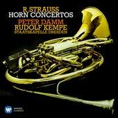 Strauss, R: Horn Concertos de Peter Damm