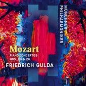 Mozart: Piano Concertos Nos. 20 & 26 de Münchner Philharmoniker
