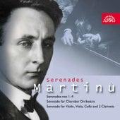 Martinu: Serenades by Prague Chamber Orchestra
