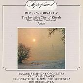 Rimsky-Korsakov: The Legend of the Invisible City of Kitezh and the Maiden Fevronia, The Golden Cockerel, Antar by Various Artists