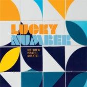 Lucky Number de Matthew Marth Quartet
