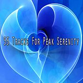 55 Tracks for Peak Serenity von Yoga Music