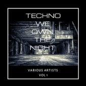 We Own The Night, Vol. 1 von Various