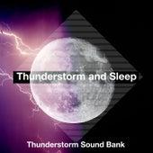 Thunderstorm and Sleep de Thunderstorm Sound Bank
