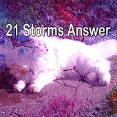 21 Storms Answer by Rain Sounds and White Noise