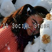 24 Social Storm by Rain Sounds and White Noise