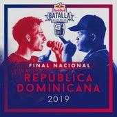 Final Nacional República Dominicana 2019 von Red Bull Batalla de los Gallos