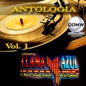 Antología Vol. 1 by Llama Y Azul El Nuevo Sonido Andino De La Cumbia