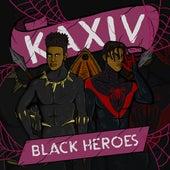 Black Heroes de Kaxiv