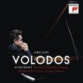Schubert: Piano Sonata D.959 & Minuets D. 334, D. 335, D. 600 von Arcadi Volodos