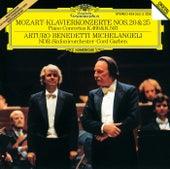 Mozart: Piano Concertos Nos. 20 & 25 de Various Artists