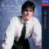 Beethoven: Piano Variations by Olli Mustonen