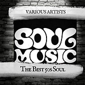 The Best 50s Soul by Various Artists