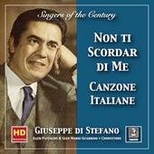 Singers of the Century: Giuseppe di Stefano—Canzone italiane