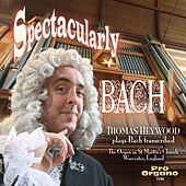 Spectacularly Bach by Thomas Heywood