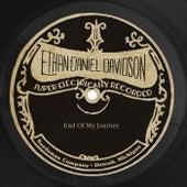 End of My Journey de Ethan Daniel Davidson