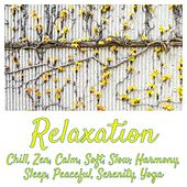 Relaxation: Chill, Zen, Calm, Soft, Slow, Harmony, Sleep, Peaceful, Serenity, Yoga de Various Artists