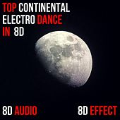 Top Continental Electro Dance in 8D de Various Artists