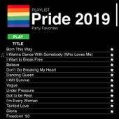 Pride 2019 (Party Favorites) von Various Artists
