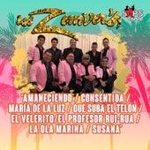Amaneciendo / Consentida / María de la Luz / Que Suba el Telón / El Velerito / El Profesor Rui-Rua / La Ola Marina / Susana (En Vivo) by Los Zemvers