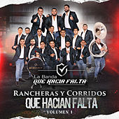 Rancheras y Corridos Que Hacian Falta, Vol.1 de La Banda Que Hacía Falta