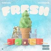 Fresh (feat. Gucci Mane) by Yung Mal