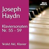 Haydn: Klaviersonaten No. 55 - 59 de Walid Akl