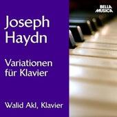 Haydn: Variationen für Klavier de Walid Akl
