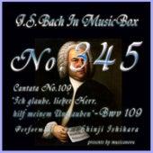 Cantata No. 109, ''Ich glaube, lieber Herr, hilf meinem Unglauben'', BWV 109 de Shinji Ishihara