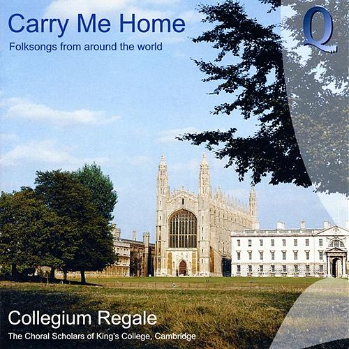 Carry Me Home: Folksongs from Around the World by Various Artists