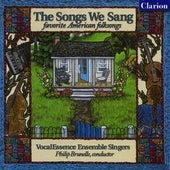 The Songs We Sang: Favorite American Folk Songs von Various Artists
