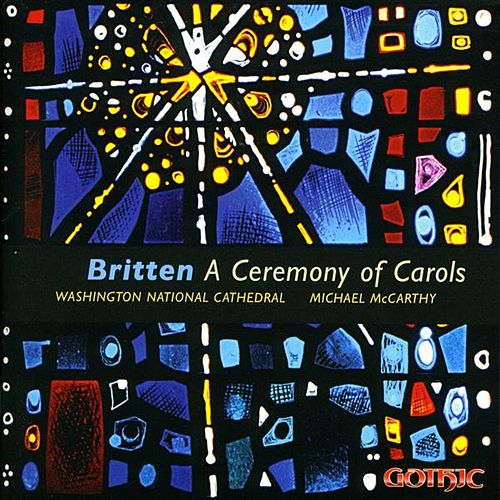 Britten: A Ceremony of Carols by Various Artists