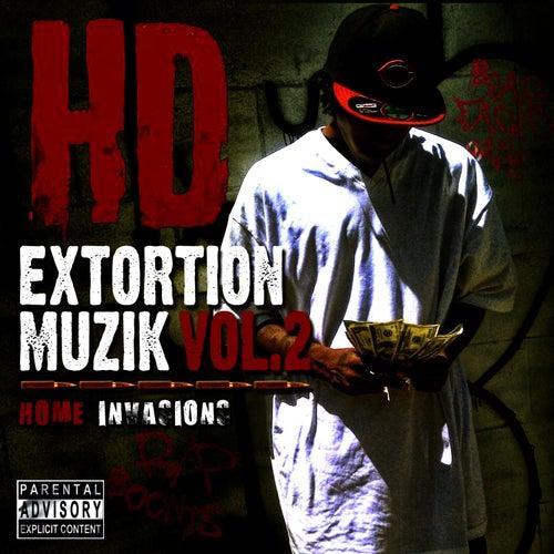 Extortion Muzic, Vol. 2 by HD