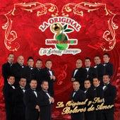 La Original y Sus Boleros de Amor de La Arrolladora Banda El Limon