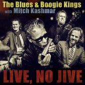 The Blues & Boogie Kings With Mitch Kashmar de Jan Hirte
