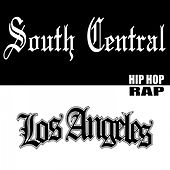South Central L.A. Hip Hop Rap by Various Artists