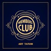 Members Club by Art Tatum