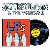 LPs by Jeffrey Lewis