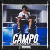 Money Spent on Woods de Campo