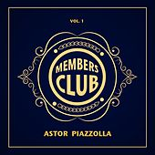 Members Club, Vol. 1 by Astor Piazzolla