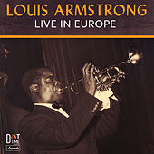 Live In Europe de Louis Armstrong