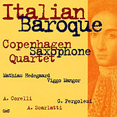 Italian Baroque von Various Artists