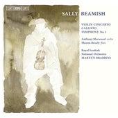 Beamish: Violin Concerto / Callisto / Symphony No. 1 by Various Artists