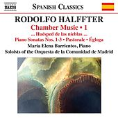 Halffter: Chamber Music, Vol. 1 de Various Artists
