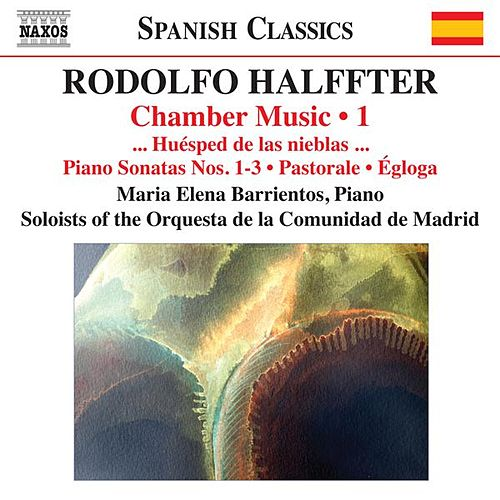 Halffter: Chamber Music, Vol. 1 by Various Artists